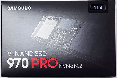 Samsung 970 PRO NVMe M.2 SSD (MZ-V7P)