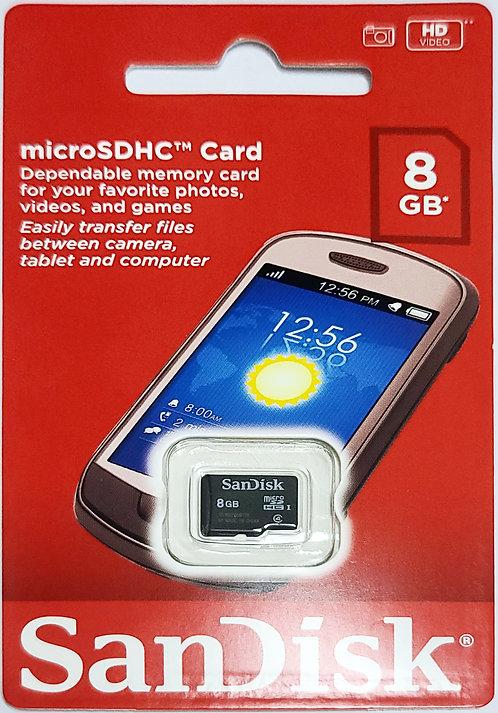 SanDisk MicroSDHC Memory Card (SDSDQM)