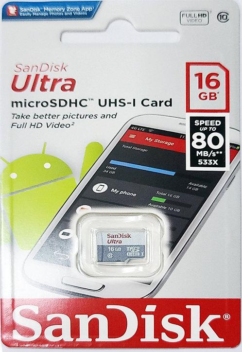 SanDisk Ultra Micro SD Card (SDSQUNS)
