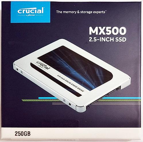 """Crucial MX500 3D NAND SATA 2.5"""" Internal SSD (CT-MX500SSD1)"""