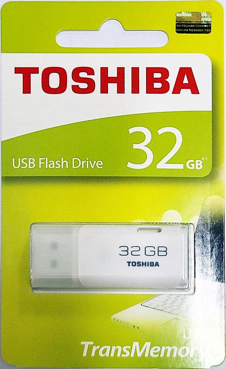 Toshiba TransMemory U202 USB 2.0 Flash Drive (THN-U202W-A4)