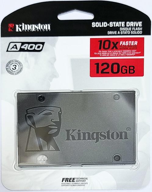 """Kingston A400 SATA3 2.5"""" Internal SSD (SA400S37)"""