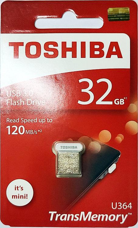 Toshiba TransMemory U364 USB 3.0 Flash Drive (THN-U364W-A4)