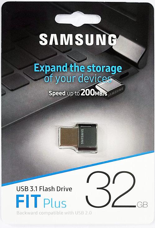 Samsung FIT Plus USB 3.1 Flash Drive (MUF-AB)