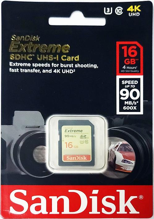 SanDisk Extreme SD Card (SDSDXNE/SDSDXVE/SDSDXV6/SDSDXV5)