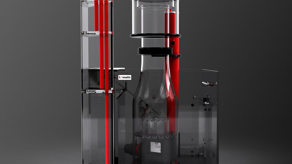 Somatic 60 Modular Sump Filtration System and 60s Protein Skimmer