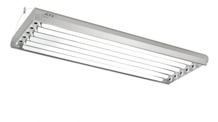 "ATI 36"" 8x39w Dimmable SunPower T5 High Output Fixture with Controller"