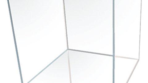 Mr. Aqua Brilliant 25 Gallon Cube Ultra Clear