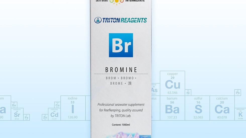 Triton Labs Bromine (Br) 1000ml
