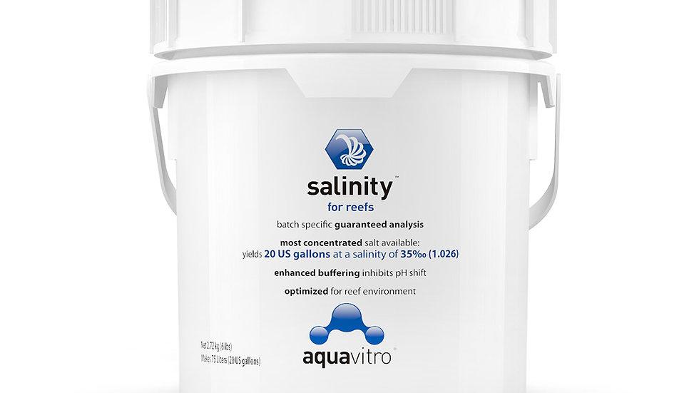 Aquavitro Salinity Salt Mix