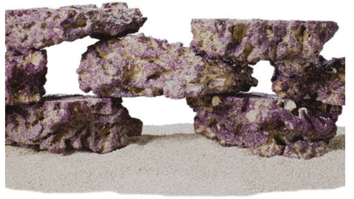 CaribSea Life Rock Shelf Rock - 40 lbs