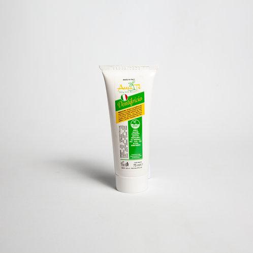 Zahnpasta für weißere Zähne