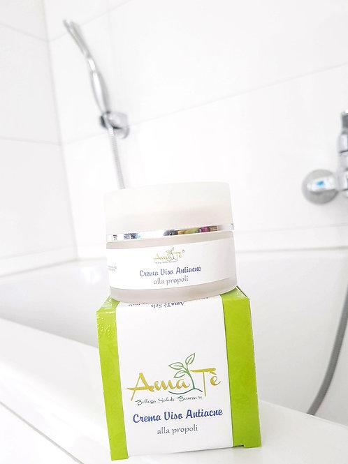 Anti - Akne Gesichtscreme - Propolis