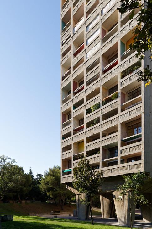 Cité Radieuse Marseille