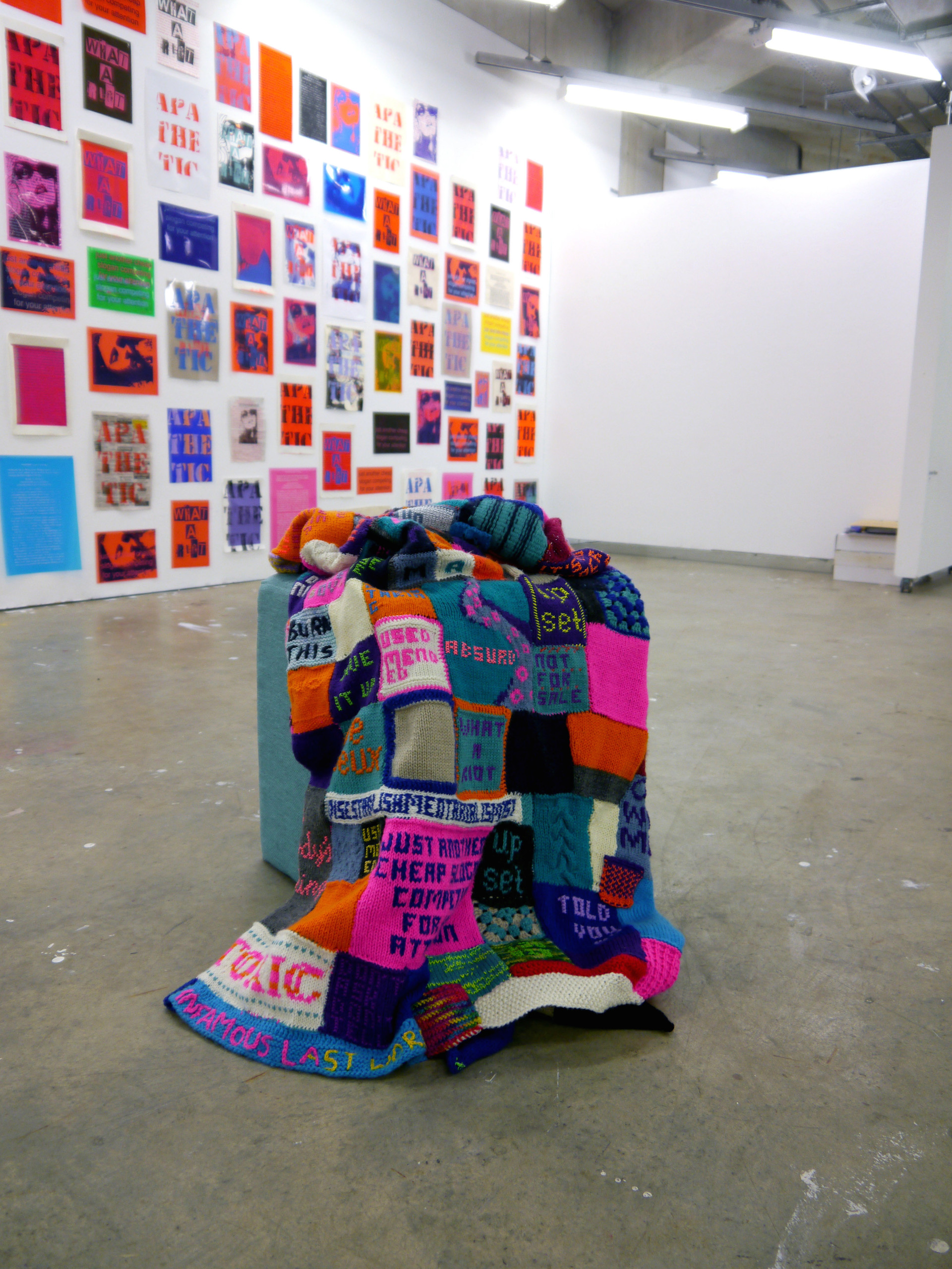 Blanket Statement - install view