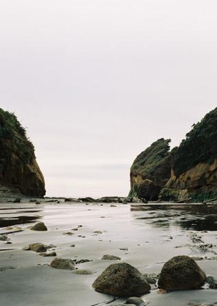 Tongaporutu Beach