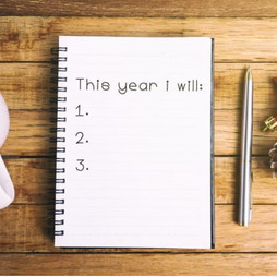 Setting New Year's Intentions:  The health coach's guide to sticking to your goals in 2020
