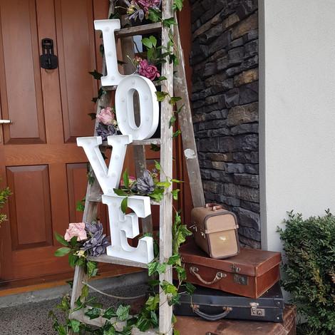 love letter ladder