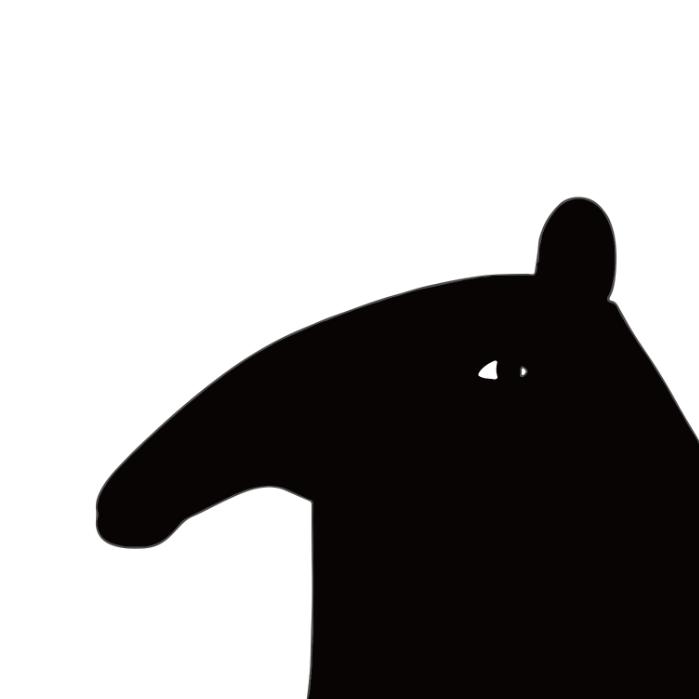 CHERNG 馬來貘