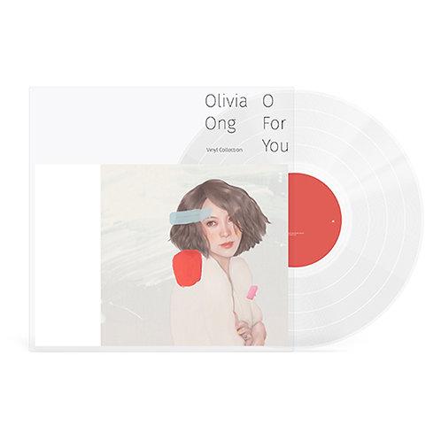王儷婷 Olivia Ong - O For You 黑膠精選輯