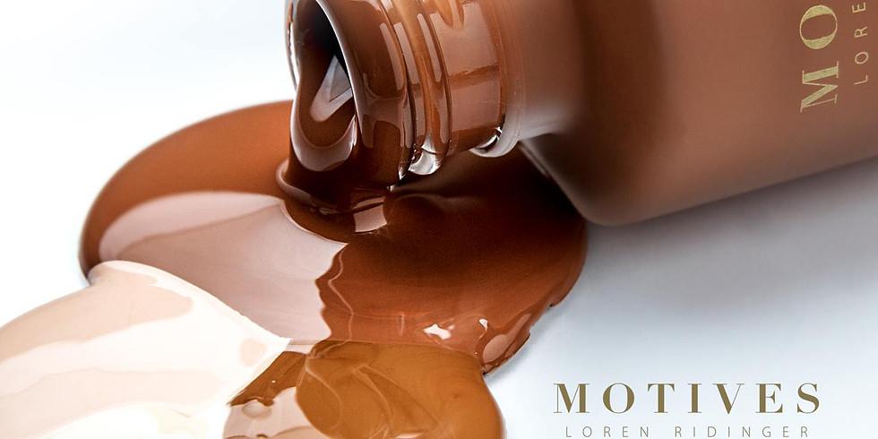 Motives Custom Blend Liquid Foundation Workshop