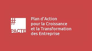 Loi Pacte Logo
