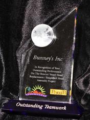 Palo Verde Outstanding Teamwork Award