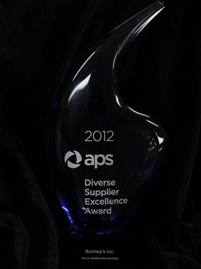 APS Diverse Supplier Excellence Award