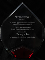 Tomorrow's Winners Youth Empowerment Program - Appreciation Award.JPG