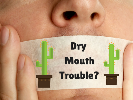 Dry Mouth and the risks of not getting it treated