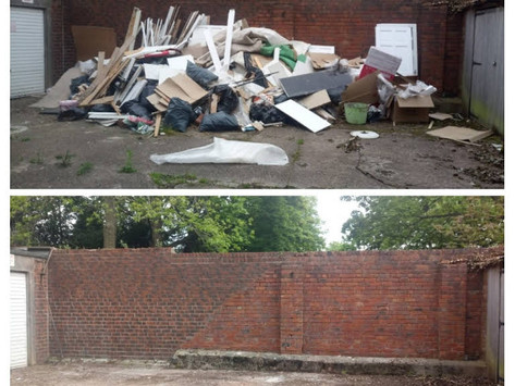 Reliable Rubbish Removal Service In The West Midlands