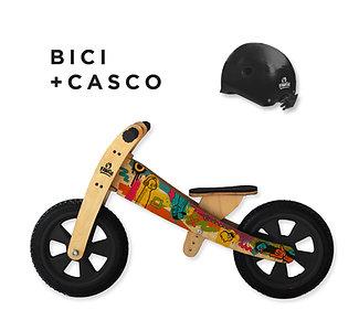 Combo Bici Classic Barrio + Casco