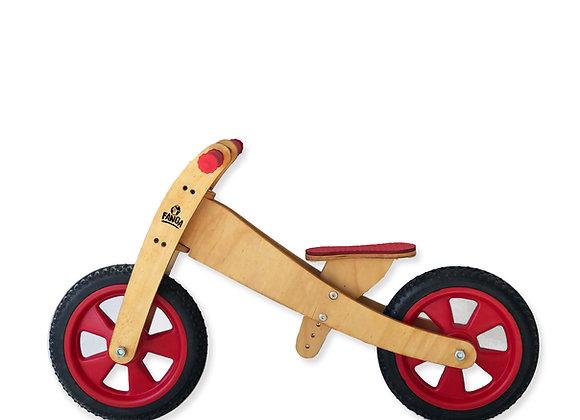 Bicicleta sin pedales Classic Roja