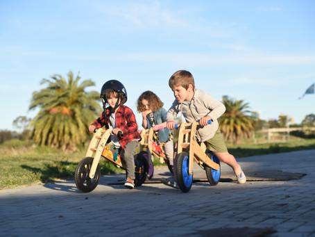 El aporte de las camicletas en la actividad física de los más chicos