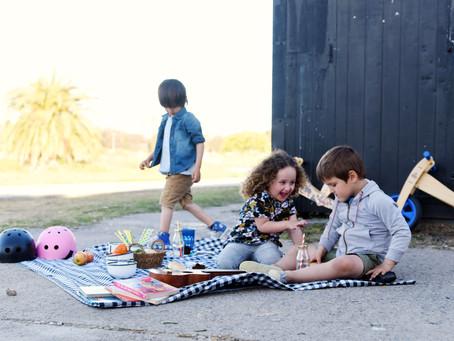 Camicletas, un juego seguro en favor del movimiento y la sociabilización de los niños -
