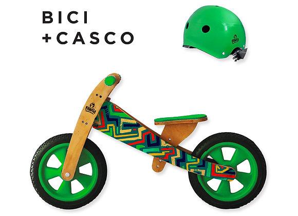 Combo Bici Classic Fun + Casco
