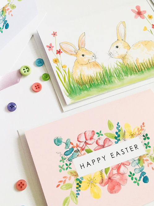 Happy Easter (pack of 8)