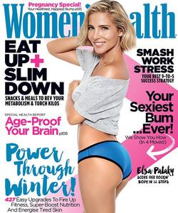 Women's Health Magazine June 2015