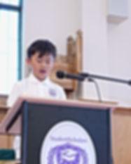 7. Public Speaking Student - Andrew Han.