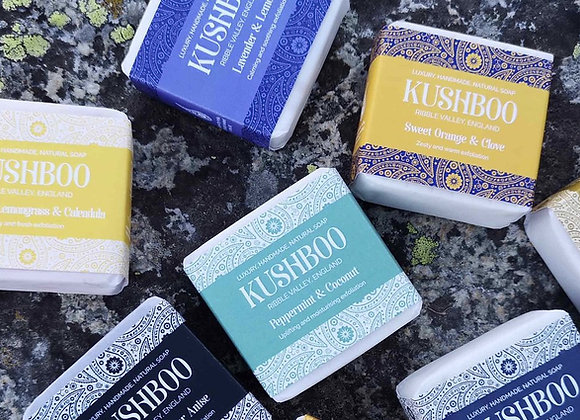 Kushboo Natural Soaps