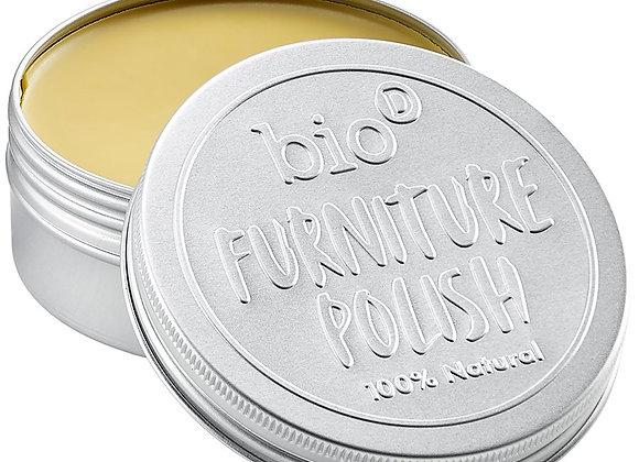 Bio D natural plant wax furniture polish in metal tin