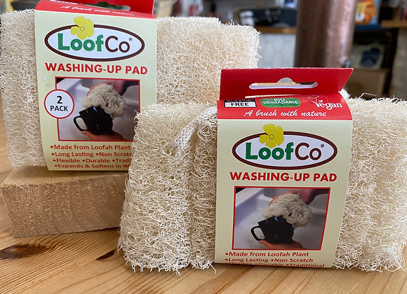 Washing Up Loofah