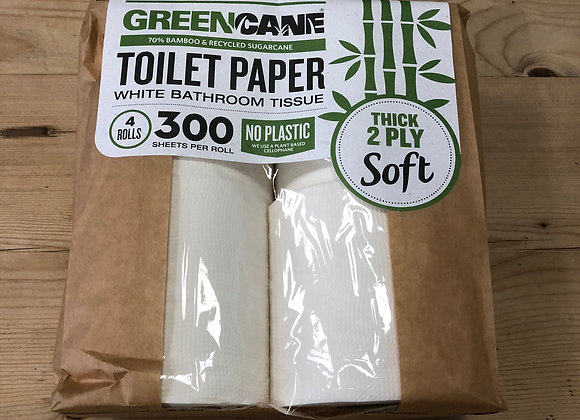 Toilet Paper 4 pack