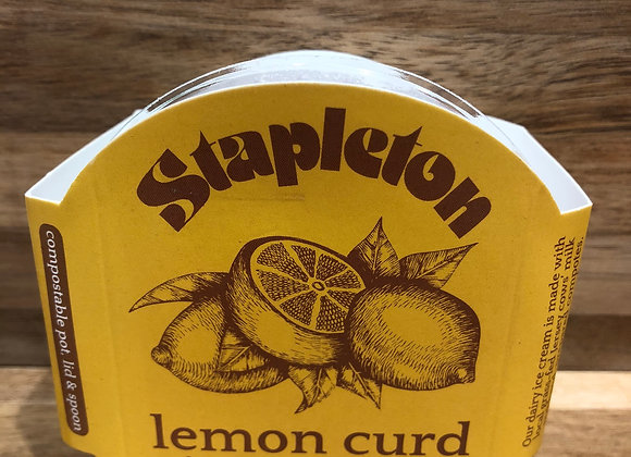 Ice Cream - Lemon Curd