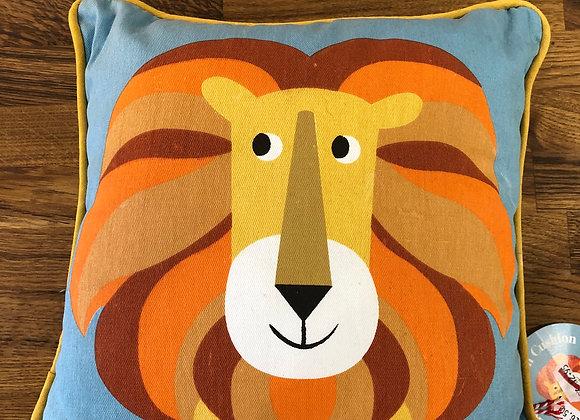Children's Lion Cushion