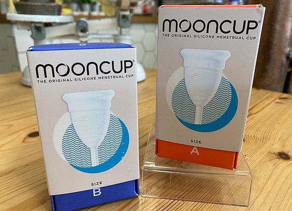 Mooncup Reusable Menstrual Cup