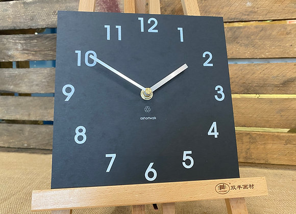 Classic Recycled Clock