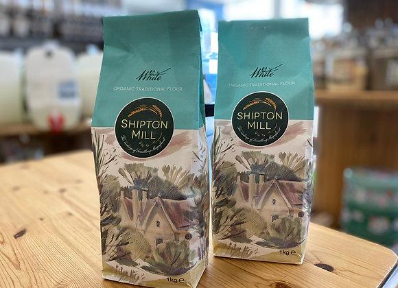 Shipton Mill Organic plain flour