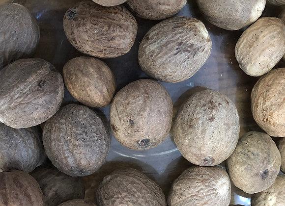 Nutmeg Whole - Organic