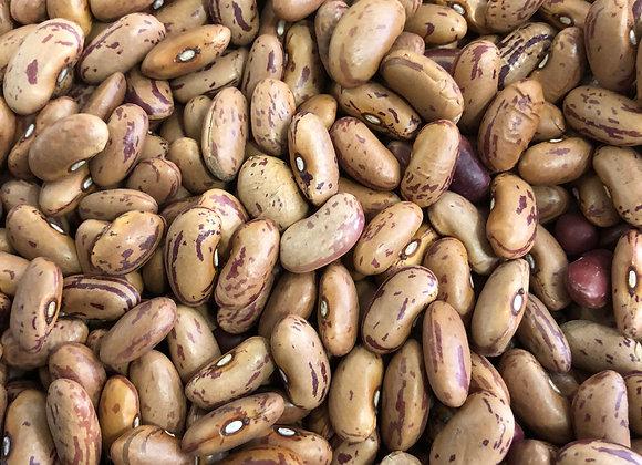 Plastic free organic pinto beans